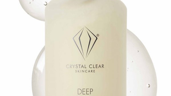 Crystal Clear Deep Cleanse Gel 200ml