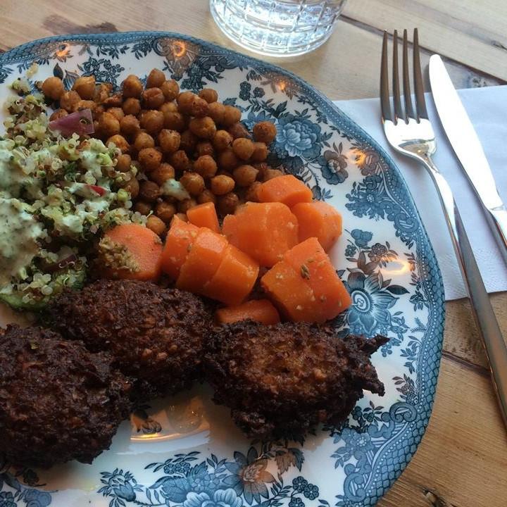 Vegan Food in Elgin