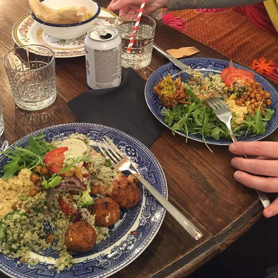 Vegan Food in Elgin
