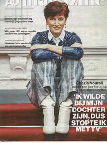Voorpagina van Het AD Magazine