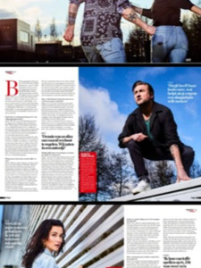 Artikel Veronica Magazine