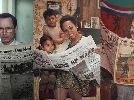 Het AD viert 75-jarig bestaan en komt met feestelijke jubileumshow en opvallende campagne