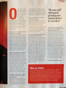 Interview Frits Sissing
