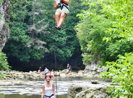 Where to zipline in Ontario?
