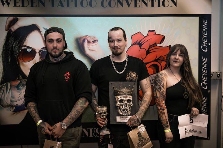 Vinnare av 1a och 2a plats Best Realism!
