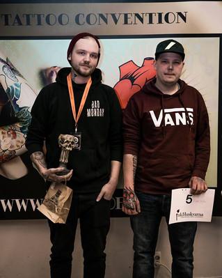 Vinnare av 2a plats Free Style! _InkHusk