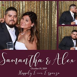Alex and Samantha