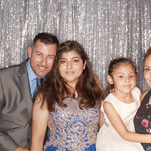 Luisa's 15th Birthday Party
