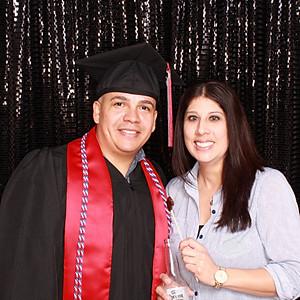 Francisco Morales' Gradutation Party