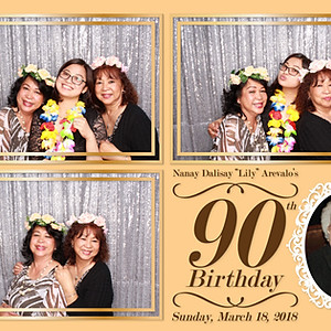 Nanay Lily's 90th Birthday Part