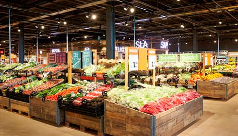 Iluminação Philips - Supermercados