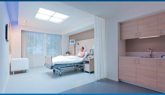 Iluminação na área da Saúde