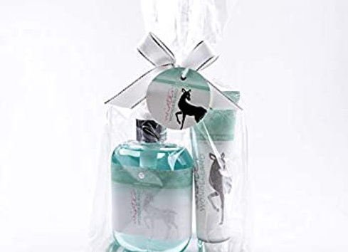 Coffret winter porte savon