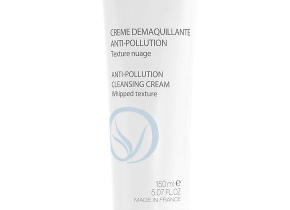 Crème Démaquillante Anti-pollution