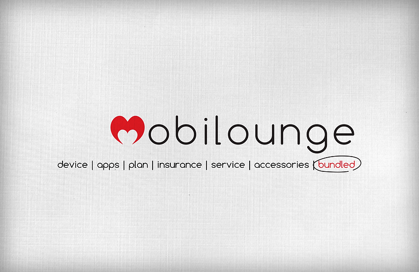 Mobilounge - Alternative Logo