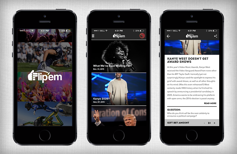 Flipem - App