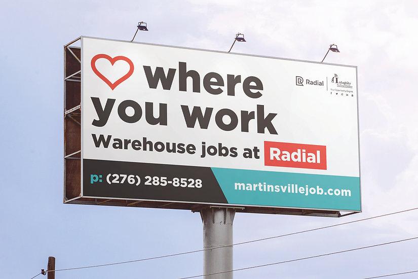 Radial - Billboard