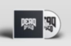Dead Disco - CD Cover