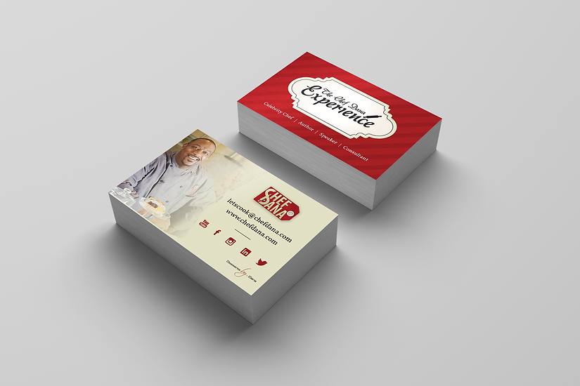 Dessert By Dana - Business Cards