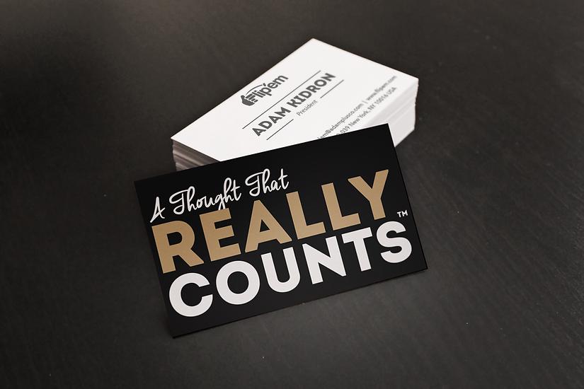 Flipem - Business Cards