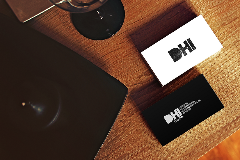 Dream High Inc - Business Cards