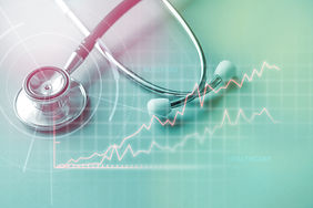 Healthcare and medical business concept.