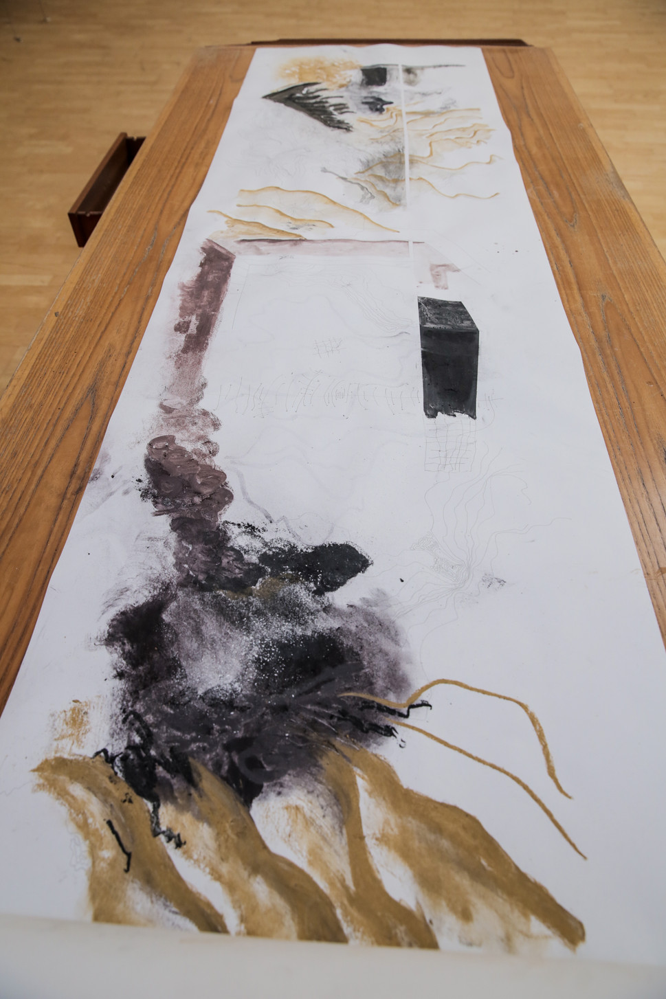 25 - Doremi Exhibition - Art Gene - Nov