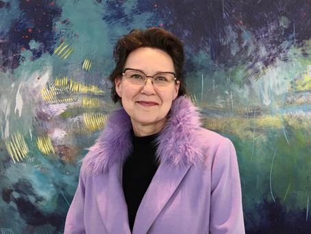 Meet Expressive Artist Facilitator, Karin Foulds!
