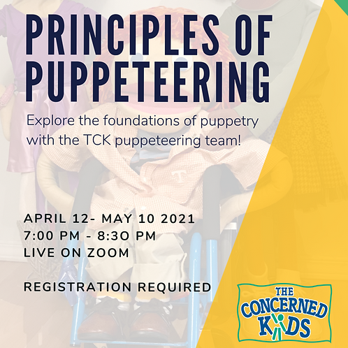 Principles of Puppetry