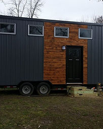 The Industrial Tin by Heartland Tiny Homes