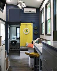 Modern Tiny Living Space