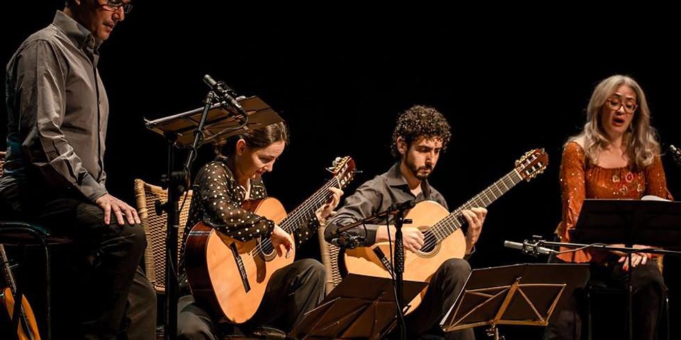 Série Ópera e Outros Cantos Quarteto a 4 Canções Inglesas