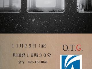 O.T.G.  Colors #2 町田ライブ 雪と「夢」