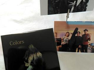O.T.G. CD 『Colors』発売!