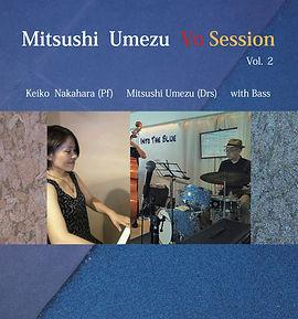 梅津 Vo Session Vol 2  .jpg