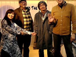2020  2/22  AUN ライブ 楽しく終了!