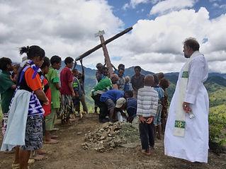 Papua Nueva Guinea, foto P. Walenty Gryk