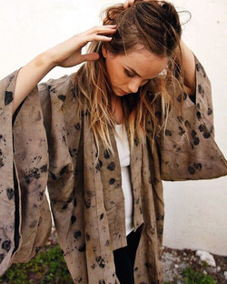New kimono style coming soon. 100% mulberry silk, midlength, belted. Luxury