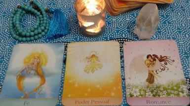 Receber orientações dos Anjos através do Tarô: presente divino