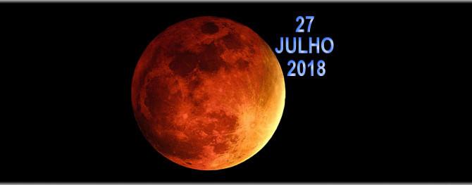 Um panorama do Céu pós Eclipse Lunar