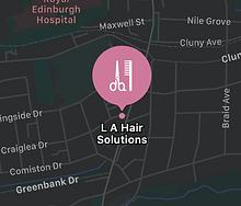 LA Hair Solutions Wig Specialist Edinburgh