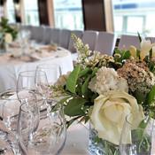 Centres de table blancs : un classique indémodable !