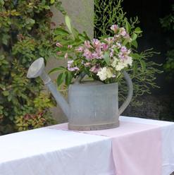 Mariage au jardin