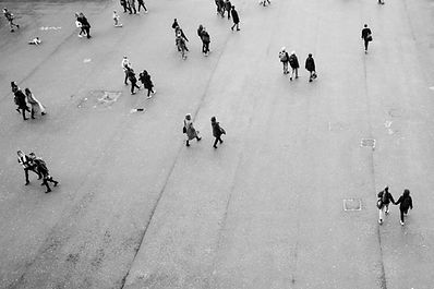 People Walking