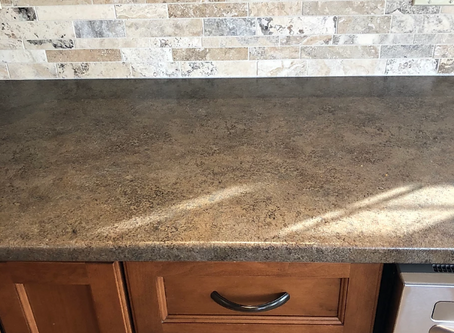 ARE MY GRANITE COUNTER TOPS A RADON PROBLEM?