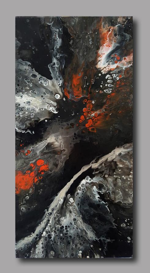 30-60 canvas Birth of Galaxy II
