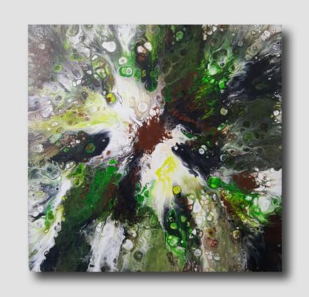 60-60 canvas Whisper of Nan Elmoth