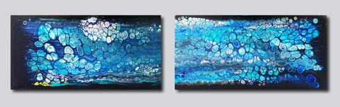 70-35 canvas Blue Agate
