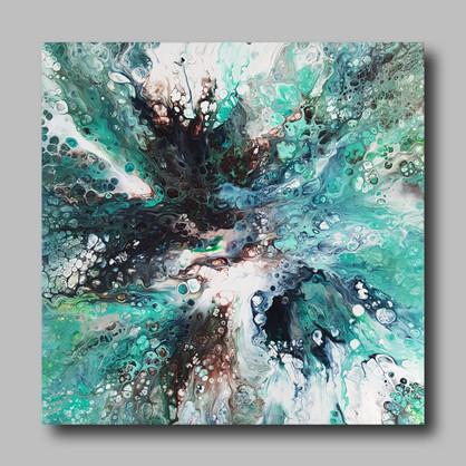 50-50 canvas Timeless Flow
