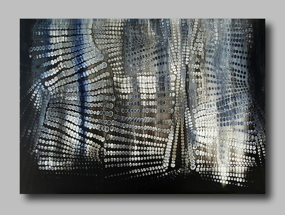 70-50 canvas Urban Lights